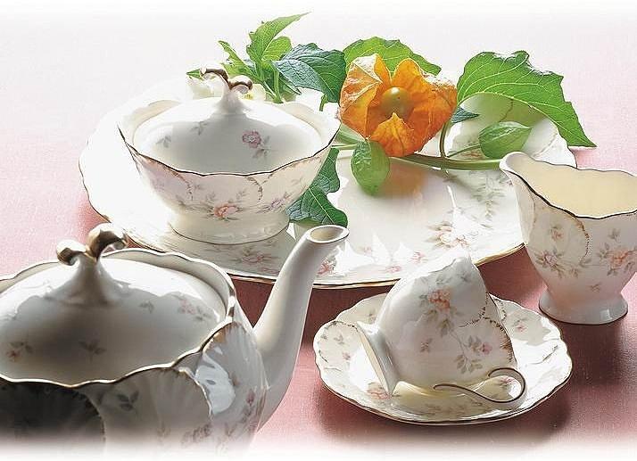 narumi чайный сервиз